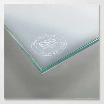Fensterputzer in Tirol - ESG Glas