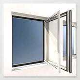 Fensterreinigung Tirol - Verbundfenster