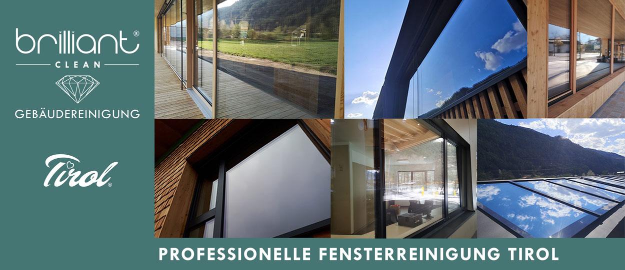 Fensterreinigung Tirol